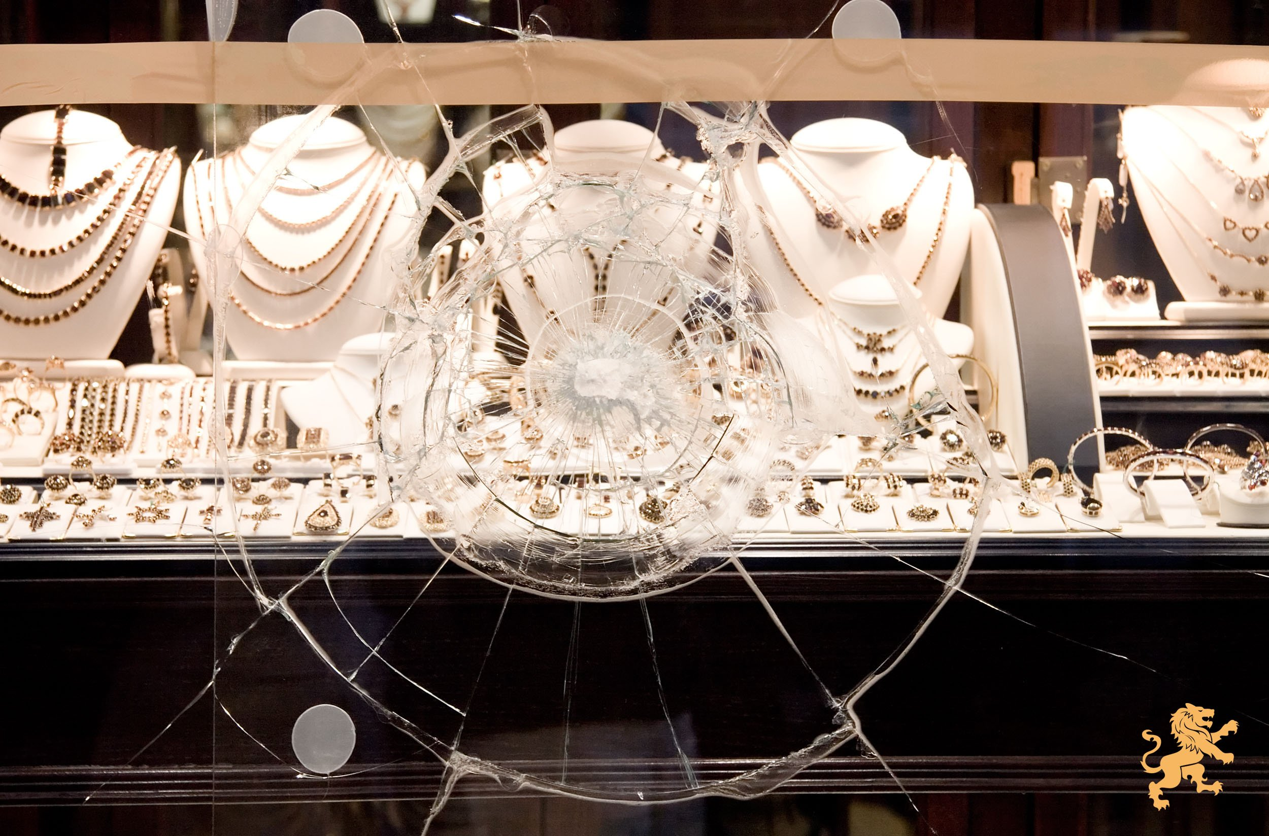 Jewelery Store Vandalism