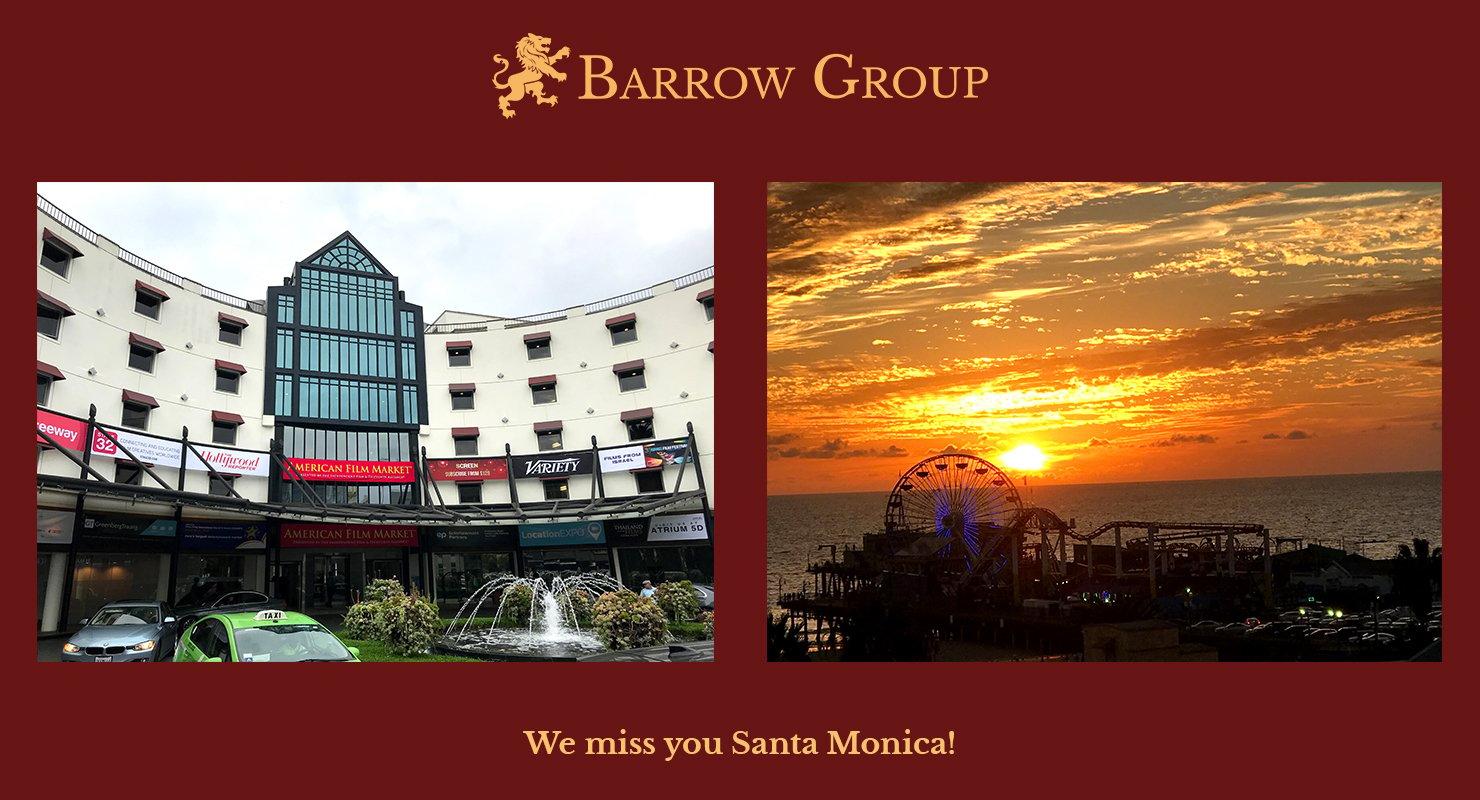 Missing Santa Monica