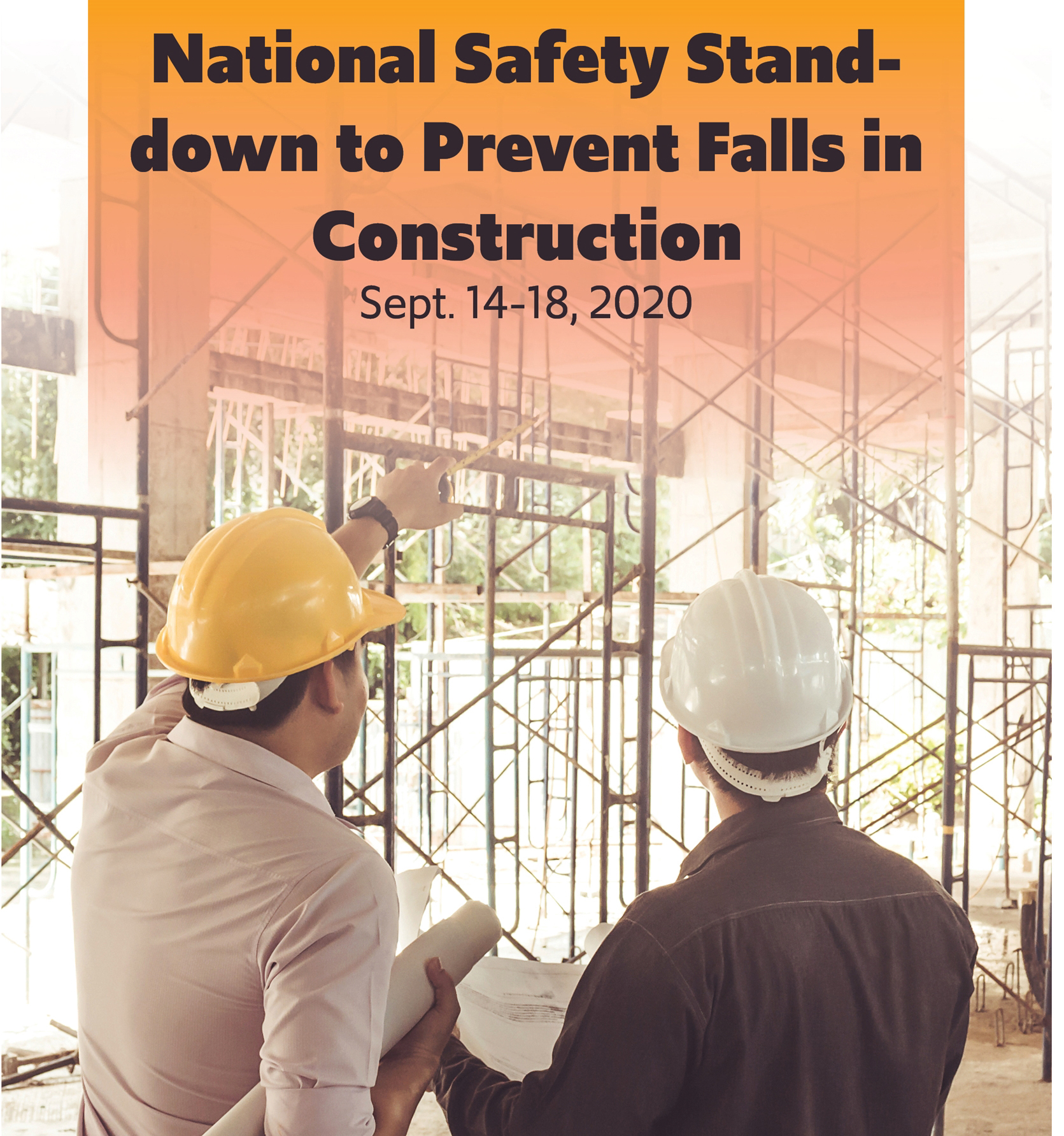 National Safety StandDown Week